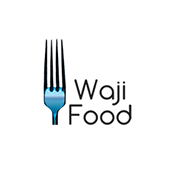 Waji Food Logo
