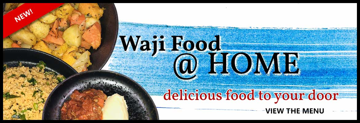 Waji Food @ Home