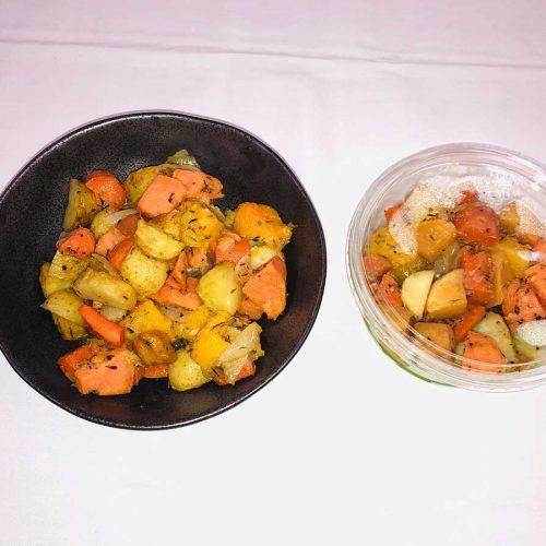 Herb Roast Vegetables