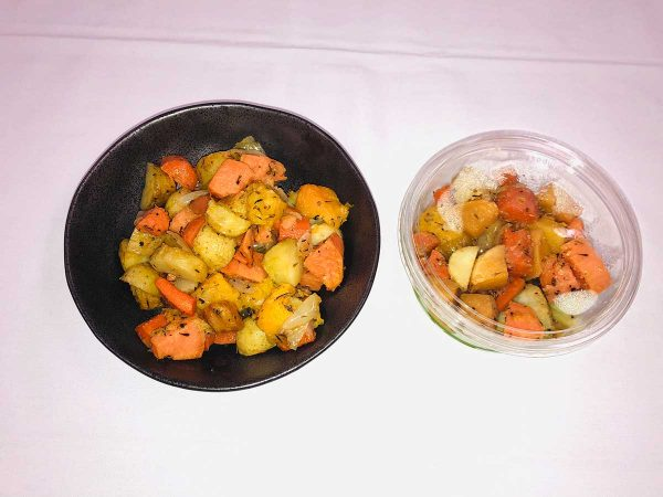 Herb Roast Vegetables
