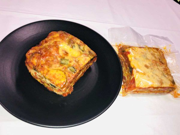 Tomato and Vegetable Lasagne